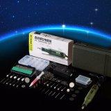 Legno elettrico del nuovo prodotto che intaglia insieme della smerigliatrice di velocità registrabile degli strumenti il mini