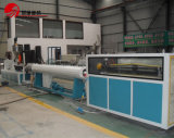 Twin Screw PVC Dual Rigid Pipe Tube Extrusion Machine