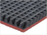 9mm~13mm Prefabricated Rubber Athletic Running Trackロールスロイス