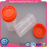 Wegwerfprobenmaterial-Behälter des Urin-120ml