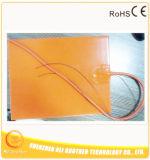 Le nettoyage ultrasonique usine la chaufferette 220V 450W 350*100* 1.5mm de silicones de chaufferette