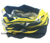 Soem-Erzeugnis fertigen gedrucktes fördernder Microfiber Gummiband-Sport-nahtloses Gefäß-Magie-Büffelleder Headwear kundenspezifisch an