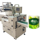 Tissue Paper Wrapping를 위한 화장실 Roll Packaging Machine