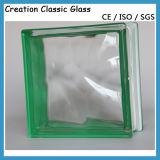 Duidelijke het blok-Glas van het Glas Baksteen voor de Bouw