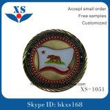 Qualitäts-kundenspezifische Polizei Badge