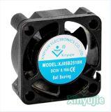 Hoge Qaulity 2510 25mm Brushless Waterdichte Ventilator 25X25X10mm van gelijkstroom
