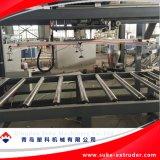 Máquina de fabricação de produção de extrusão de chapas de mármore / placa de mármore de PVC