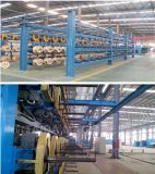 PLC Steel Cord Rubber Conveyor Belt Vulcanizing Press Production Line