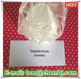 Citrate mâle de tamoxifène de perfectionnement et d'Anti-Oestrogène/poudre crue de Nolvadex