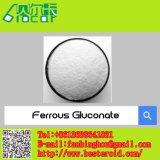 Gluconato ferroso dos pós das matérias- primas (CAS: 299-29-6)