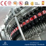 Zhangjiagang Factory di Carbonated Drink Filling Line System Equipment Plants