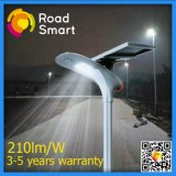 Integrierte Solar-LED-Garten-Haus-Park-Straßenbeleuchtung mit Ladung-Controller