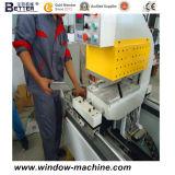 De Dubbele Hoofd Plastic Machine van uitstekende kwaliteit van het Lassen van het Venster