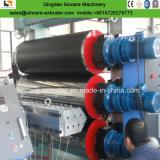 Belüftung-Drucken-Blatt-Strangpresßling-Zeile Belüftung-Ring-Plastikextruder-Maschine
