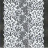 De Stoffen van het Kant van het Ontwerp van de bloem voor Dame Dress en Kledingstukken