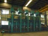 Presse hydraulique pour appuyer les plaques en acier épaisses