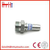 Штуцер уплотнения колцеобразного уплотнения Ht метрический мыжской плоский (10311)