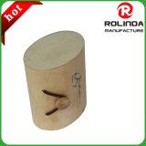 단추 - 기술 저장 홈을%s 가진 보통 나무로 되는 봉투 상자