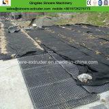 HDPE del hoyuelo que drena la hoja/la línea/la máquina plásticas de la protuberancia de la tarjeta del drenaje