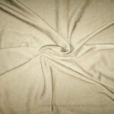 La fibra de bambú de tela / fibra de bambú / tela elástico