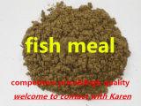 Farine de poisson de qualité en vente chaude de fourrage