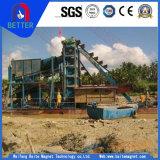 Земснаряд всасывания резца добычи золота земснаряда добычи золота минируя оборудования Baite портативный для сбывания