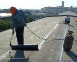 Material de material para techos de impermeabilización basado betún
