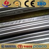 barre ronde extérieure noire de l'acier inoxydable 321/321H