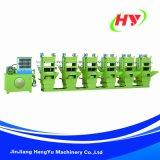 Rubber Enige Hydraulische Dringende Machine