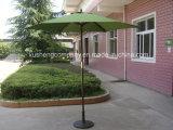 De nieuwe Paraplu van de Tuin van de Koffie van het Strand van Pool van de Schaduw van de Zon van het Terras Houten Openlucht