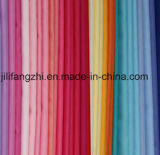 Popelín de Polyester/Woven/Cotton Twill/Chemical/Yarn Dyed/Tc/Shirting /Lining/ que embolsa Fabic