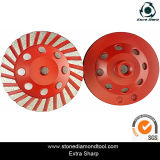 100mm Diamond Grinding Wheel für Marble/Concrete/Granite Polishing