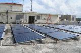 Механотронный солнечный проект топления воды