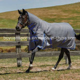 Aufgefüllte warme Beteiligungs-Pferden-Wolldecke/Zudecken für Winter