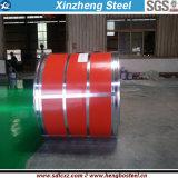 El material de construcción 0.14mm-1.5m m PPGI galvanizó la bobina de acero