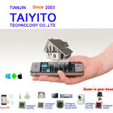 Système domestique intelligent de Taiyito Zigbee, contrôleur à la maison sec, commutateur intelligent d'écran tactile de domotique