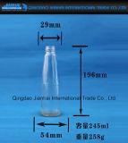 De hittebestendige Loodvrije Fles van het Glas voor Drank