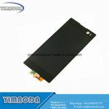 ソニーXperia C3スクリーンの置換LCDのための工場価格の電話LCD