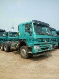 Carro de descarga del carro del tractor del Fob 32500dollar Sinotruck HOWO