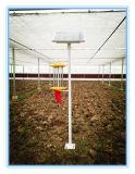 Insecte solaire de ferme/jardin/lampe tueur de parasite, sain, vert, non polluée