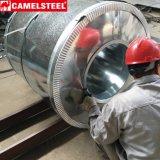 Strato d'acciaio galvanizzato del ferro galvanizzato Z40-275g della bobina