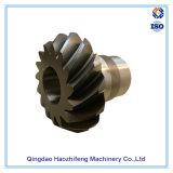 CNC Brons die Deel voor AutoDelen machinaal bewerken