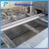 Hohe Cleaniess Stahlplatten-Rollen-Granaliengebläse-Maschine