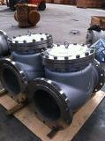 Stahl-Nichtrückgabe-Schwingen-Rückschlagventil der Form-API600 (H44H-DN150-150LB)