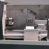 Cnc-Drehbank-neue Drehen-Feuergebührenmaschine Ck6132A