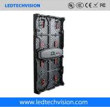 Afficheur LED P3.91 de publicité d'intérieur pour l'usage de location (P3.91, P4.81, P5.95, P6.25)