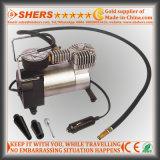 Compresor de aire rápido del flujo con el cilindro del metal para el aparato para inflar con aire del neumático (HL-204)