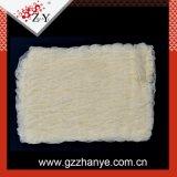 Il panno 100% dell'aderenza del cotone per prevernicia la pulitura