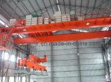 Grúa de arriba magnética eléctrica modelo del control de calidad para la venta
