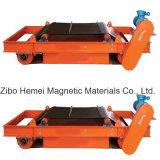 Séparateur magnétique permanent autonettoyant pour la colle, produit chimique, matériau de construction